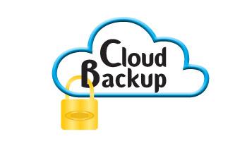 לוגו גיבוי בענן