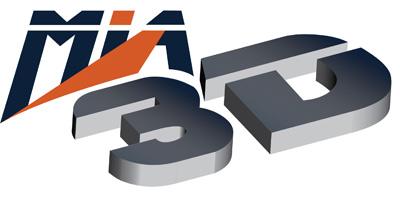 לוגו mia 3d
