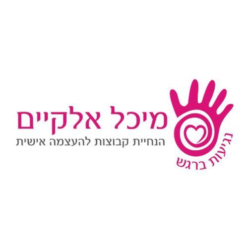 עיצוב לוגו מיכל אלקיים