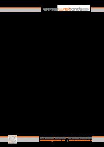 עיצוב דפי לוגו צמידים