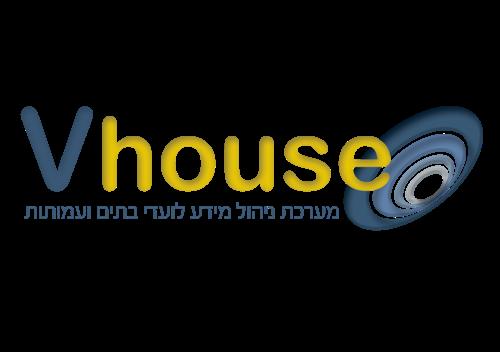 לוגו תוכנה לועדי בתים