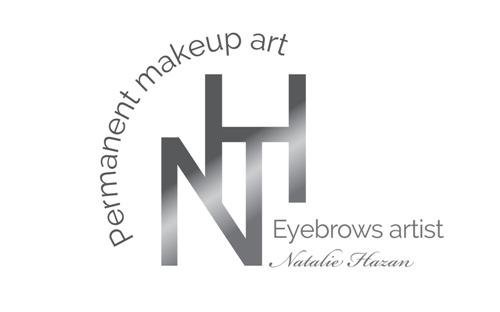 עיצוב לוגו איפור קבוע