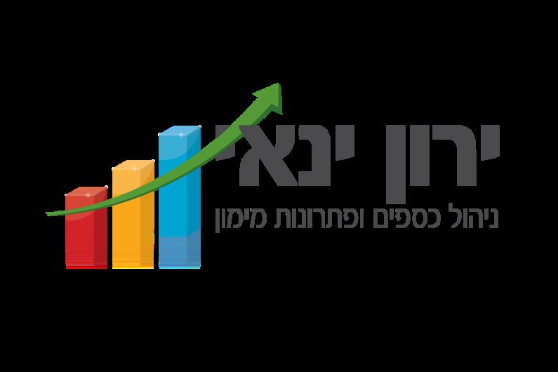 עיצוב לוגו לחברת ניהול כספים
