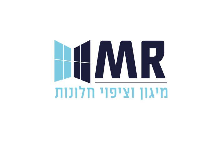 עיצוב לוגו לחברת ציפוי חלונות והצללה
